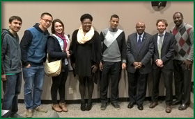 Humpty Dumpty Institute brings United Nations speaker to Alcorn State University to discuss the United Nations Sustainable Development Goals