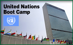 United Nations Boot Camp